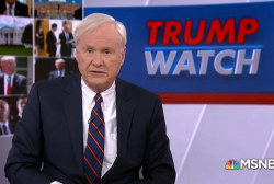 Matthews: Trump promotes fear, not solutions, on immigration