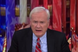 Matthews on Sessions firing: This won't be the last time Trump strikes