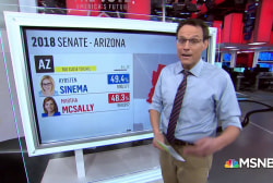 Sinema lead expands to 22k in Arizona Senate race