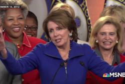 Nancy Pelosi's speaker fight goes back to 2012