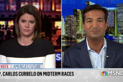 Rep. Curbelo explains forgiving man who threatened his life