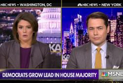 Gender gap between parties widens on Capitol Hill