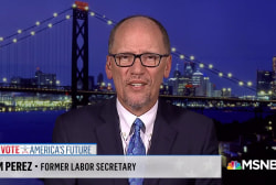 DNC Chair Tom Perez: Democrats aiming to be a '50 state party once again'