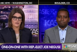 Rep.-Elect Neguse: 'Sufficient evidence' to support impeaching President Trump