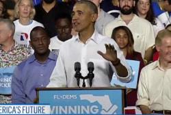 Florida governor race a 'moral crossroads' for U.S.