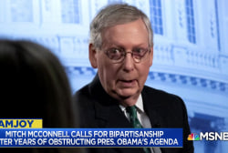 Dana Milbank: McConnell combines this sort of naked pursuit of power without principle with some real cunning