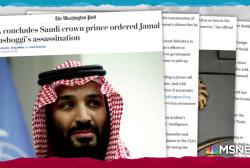 Despite denials, Trump ties to Saudi Arabia part of public record