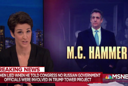 Cohen plea shocker exposes Trump camp lies about Russia dealings