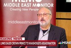 CIA concludes Saudi crown prince ordered murder of Khashoggi