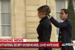 First Lady forces out Trump's deputy national security adviser