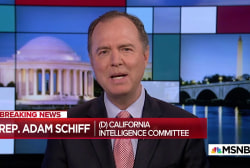 Schiff: Manafort double-dealing Mueller a 'very serious blunder'