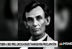 Thank Abraham Lincoln for Thanksgiving
