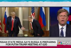 McFaul: Trump too weak on Putin for effective meeting