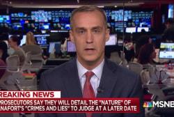 Corey Lewandowski: Paul Manafort 'a serial liar'