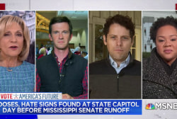 Decision 2018 goes into overtime with Mississippi special election