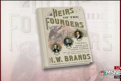 Book on US history looks at spirit of compromise
