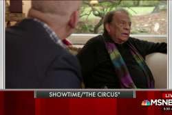 An exclusive look at the new 'Circus' episode