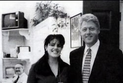 New 'Clinton Affair' explores Lewinsky scandal
