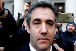 Cohen represents greatest threat to Trump: analyst