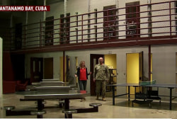Gitmo waits for 'upkeep' funding from Congress