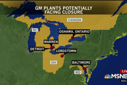 Trump lies exposed as GM plants close: Robinson