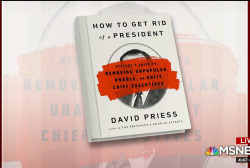 Ex-CIA officer pens 'How to Get Rid of a President'
