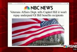 'Pathetic, embarrassing': VA won't reimburse some vets