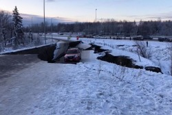 Anchorage Mayor: There has been minimal damage, stay calm