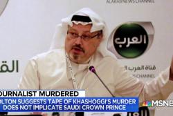 Do recordings of Khashoggi's death implicate Saudi Prince?