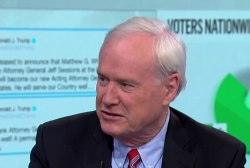 Matthews says Trump firing Sessions could be obstruction