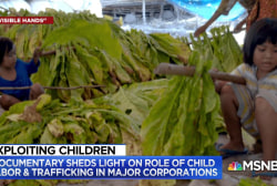 Invisible Hands: Child labor in the U.S. & around the world