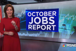 Strong jobs report could boost GOP in final days before midterms