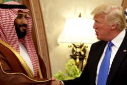 President Trump sides with Saudi Crown Prince over CIA on Khashoggi
