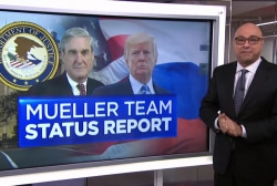 What are the results of the Mueller probe so far?