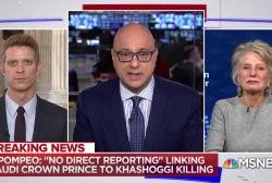Senators briefed on Saudis by Mattis and Pompeo