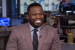 Watch 50 Cent break down Trump, Mueller probe with MSNBC's Melber