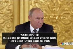 Guilty: Russian agent admits conspiracy to push Kremlin NRA agenda