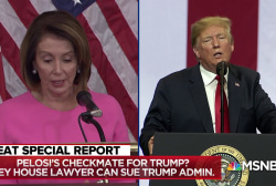 Revealed: House Dems plan to take Trump to court in 2019