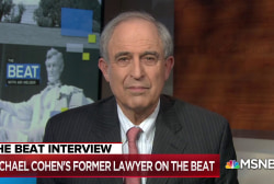 Michael Cohen's advisor: Trump should be 'indicted'