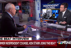 Ken Starr: Trump can be indicted