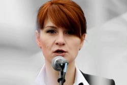 Putin: I asked around & no one knows anything about Maria Butina