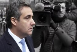 Cohen gets 3 years in jail for covering up Trump's 'dirty deeds'