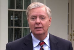 Sen. Graham on Trump: 'He promised to destroy ISIS'