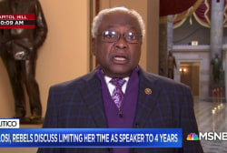 Rep. Clyburn: 'I don't have a problem with' 4 year limit for House leadership