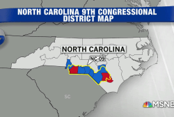 NC-9 Dem Candidate rescinds concession amid potential voter fraud