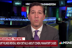 Dilanian: Mueller findings suggest Trump reached out to Russians