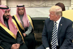 WaPo: Saudi Lobbyist paid for rooms at Trump hotel after 2016 election