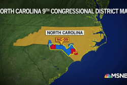 Fear of voter fraud scandal in North Carolina House race
