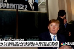 "How ""The Apprentice"" transformed Donald Trump"