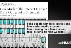 Report: Most of the internet is fake, including its users